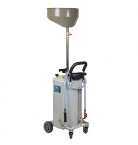 80 Litre Gravity Oil Drainer