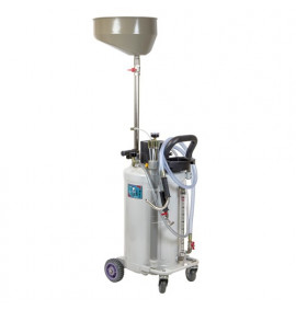 80 Litre Suction Oil Drainer