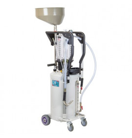80 Litre Suction Oil Drainer w/ Chamber