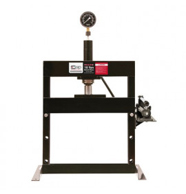 10 Ton Manual Workshop Bench Press