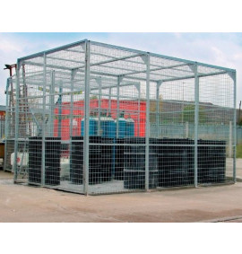 Security Cages - Mini and Maxi Boxes