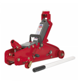 Trolley Jack 2tonne with Safety Lock
