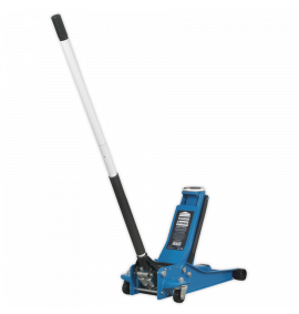Trolley Jack 2tonne Low Entry ROCKET LIFT Blue