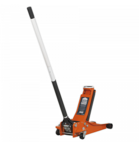 Trolley Jack 2tonne Low Entry ROCKET LIFT Orange