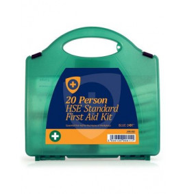 20 Person Eclipse HSE Compliant First Aid Kit