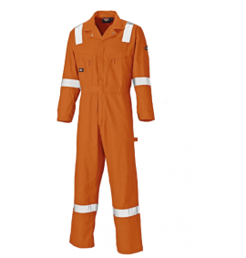 Dickies Cotton Coverall - Long Sleeve