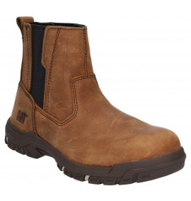 Caterpillar Abbey Ladies Safety Boot (Brown)