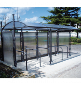 Decorative Aluminium Shelter