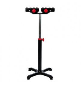 Adjustable 'V' Roller Ball Stand