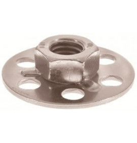 BigHead Stainless Steel Female Hex Nut M8