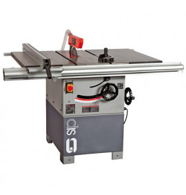 """12"""" Professional Cast Iron Table Saw"""