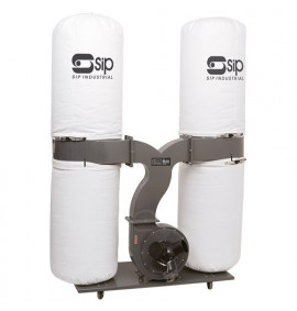 3HP 4-Bag Dust Collector