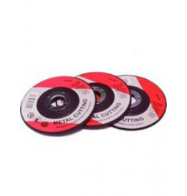 "3 Piece 4 1/2"" Metal Cutting Disc Set"