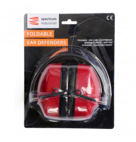Red SNR - 27db Economy Ear Defenders