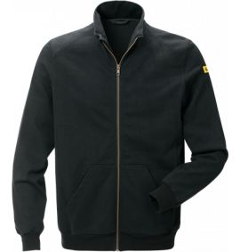 Fristads ESD Sweat Jacket 4080 XSM