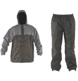 DeWalt DWC41/014 PU Breathable Rain Suit