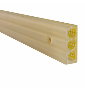 TRAFFIC-LINE Heavy Duty Buffers - 35 x 90mm