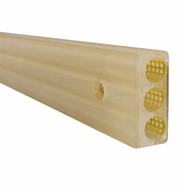 TRAFFIC-LINE Heavy Duty Buffers - 50 x 120mm