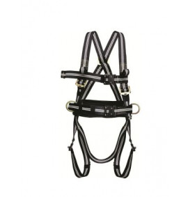 4 Point Flame Resistant Body Harness
