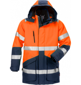 Fristads High Vis GORE-TEX® Winter Parka CL 3 4989 GXB
