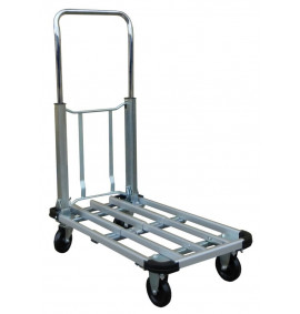 Folding Aluminium Platform Trolleys