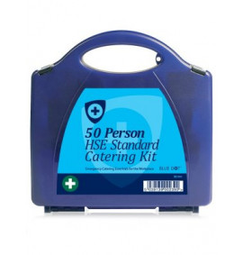 50 Person Eclipse HSE Compliant Catering First Aid Kit