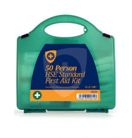 50 Person Eclipse HSE Compliant First Aid Kit