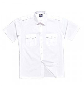 Portwest Pilot Shirt Short Sleeves