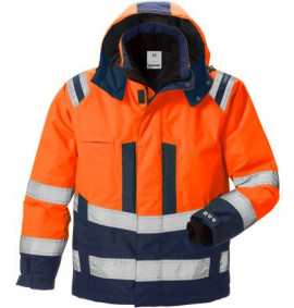 Fristads Railway High vis jacket 4035 GTT