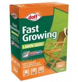 Doff - Fast Acting Magicoat Lawn Seed - 500g