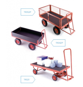 Phenolic Turntable Trailers