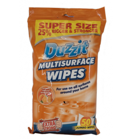 Duzzit Multi Surface Wipes