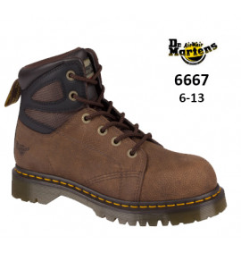 Dr Martens Fairleigh ST Brown Safety Boot