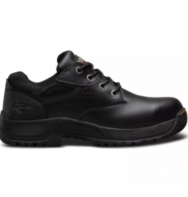 Dr Martens Calvert ST Black Leather Upper Safety Shoe