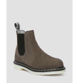 Dr Martens Arbor ST Grey Ladies Safety Boot