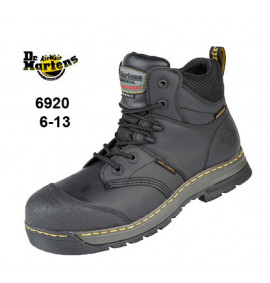 Dr Martens Black Surge ST Safety Boot