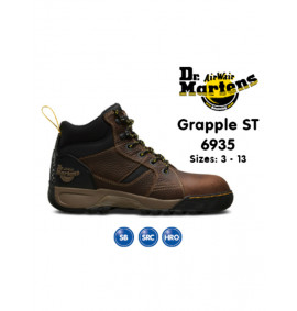 Dr Martens Grapple Teak Safety Boot