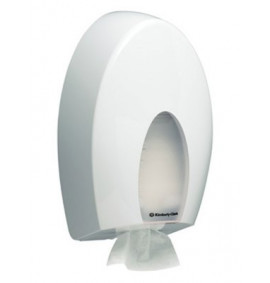 6975 Aqua Folded Toilet Tissue Dispenser