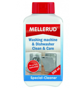 MELLERUD Washing Machine & Dishwasher Clean & Care - 500ml