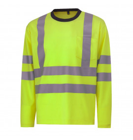 Helly Hansen Kenilworth Hi Vis Long-sleeve