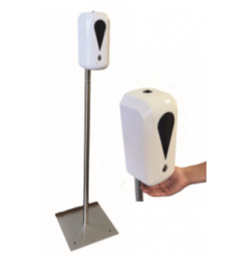 HANDS-FREE Automatic Sanitiser Station