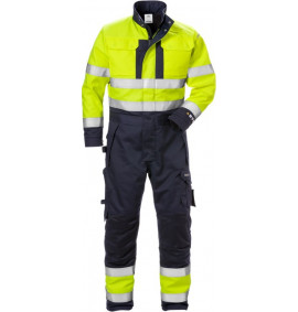 Fristads Flame High Vis Winter Coverall CL 3 8088 FLAM