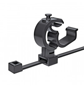 2-Piece Fixing Ties with Automatic Harness Clip (T50RIAHC1TICR)