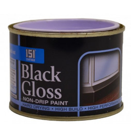 180ml Black Gloss Non Drip Paint (DGN)