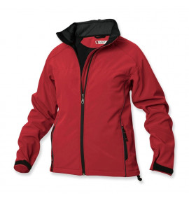 Clique Ladies Soft Shell Jacket