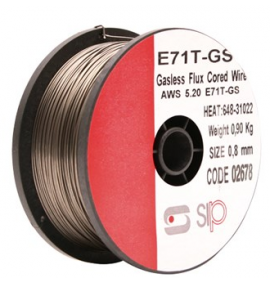 0.9kg x 0.8mm Flux-Cored Wire