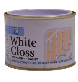180ml White Gloss Non Drip Paint (DGN)