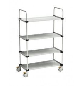 Adjustable Shelf Trolley TRTA
