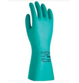 Ansell 37-185 Green Solvex Glove