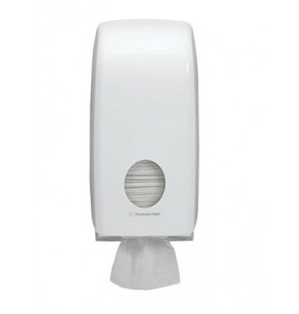 Aquaris Folded Toilet Tissue Dispenser